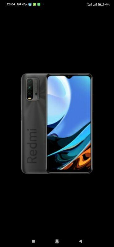 Электроника - Кант: Xiaomi Redmi 9T   4 ГБ   Черный   Сенсорный, Отпечаток пальца, Две SIM карты