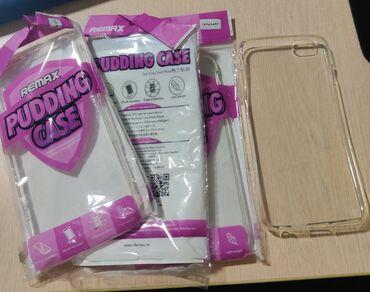 Селеконовый чехол для iPhone 6 plus. Из Америки, не желтеет, не