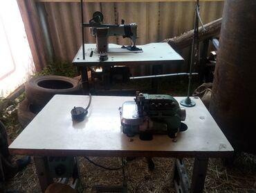 Электроника - Тюп: Швейная машина и оберлог обе за 12 000