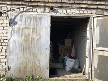 Продаю гараж кирпичный район Джал Артист. Плиты перекрытия. Высокий. Д