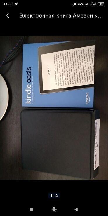 Amazon kindle touch - Кыргызстан: Срочно продаю за пол цены электронная книга новая все работает