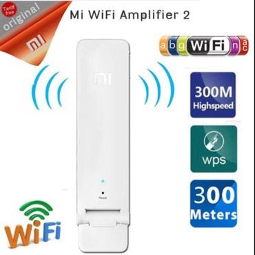 Xiaomi WiFi 300M Amplifier 2 Pojačivač internet signala - Uzice