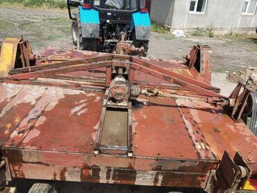 услуги реанимобиля в Кыргызстан: Услуги уборки ботвы сахарной свеклы на БМК