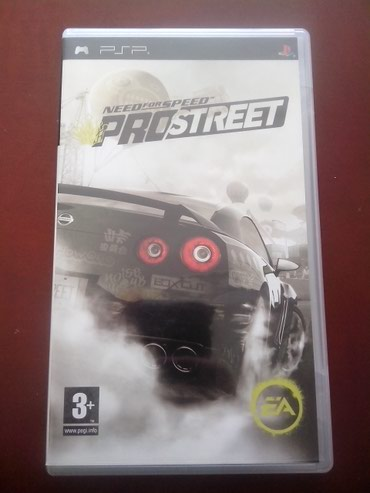 Need for Speed Pro Street for PSP UMD with Manual σε North & East Suburbs