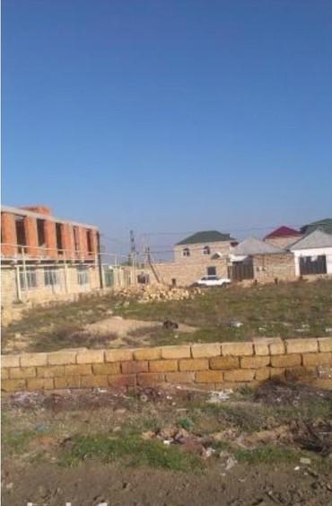 Bakı şəhərində Yeni Suraxanida 104 marwrutdan 200 metr meaafede 3 sot torpag sahesi