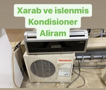 Xidmətlər - Bakı: Təmir   Kondisionerlər   Zəmanətlə, Evə gəlməklə, Pulsuz diaqnostika