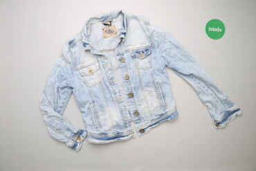 Жіноча джинсова куртка Bershka Denim, p. L    Довжина: 59 см Ширина пл