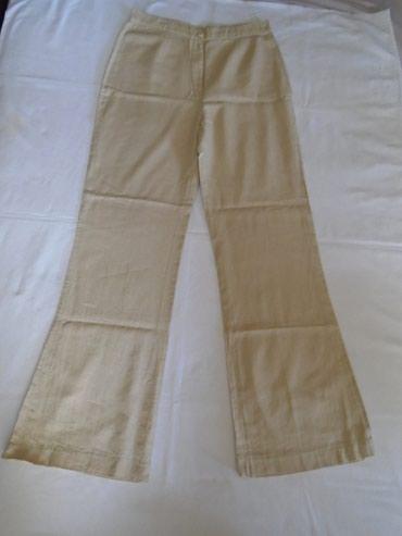 Letnje, vrlo prijatne za nošenje pantalone, veličine 40, od tanjeg - Beograd