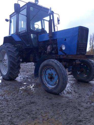 Neftçala şəhərində Traktor T 80. Tam islek veziyyetdedir. Teze traktor (T89) almisam deye