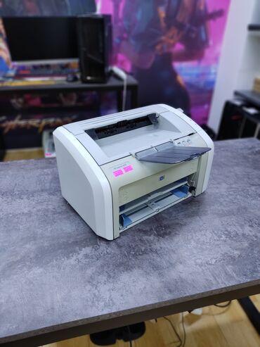 принтер 3 в 1 in Кыргызстан | ПРИНТЕРЫ: Лазерный принтер.HP laserjet 1020Чёрно-белый лазерный