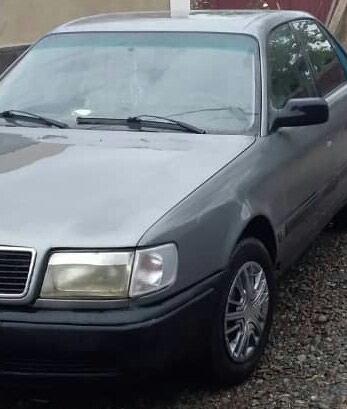 Audi S4  в Каракол