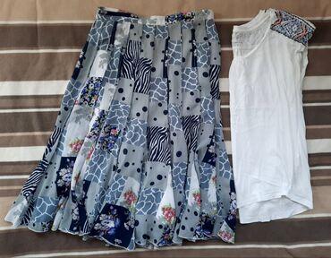 Suknja todor - Srbija: Suknja duga leprsava, pun materijal