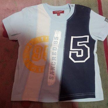 Majica za decake broj 3. kao nova - Belgrade