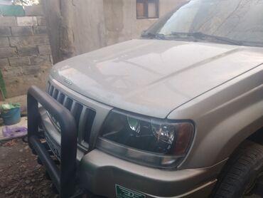 б у диски на авто в Кыргызстан: Jeep Grand Cherokee 4.7 л. 2004 | 160000 км