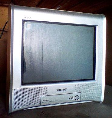 """Продаю телевизор """"sony"""". Диагональ 37 см. в Бишкек"""