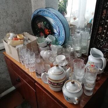 борная кислота бишкек в Кыргызстан: Пасуда, хрусталь