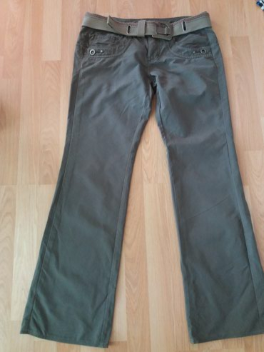 Prodajem veoma efektne pantalone od kepera.Obucene par puta, - Kragujevac
