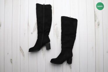 Женская обувь - Украина: Жіночі чоботи Башили, р. 39    Довжина підошви: 26 см Висота підбора