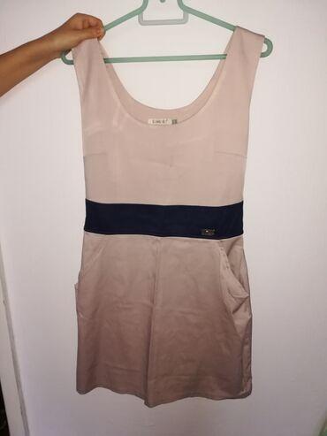 платье на лето в Кыргызстан: Продаю платье турецкое. Размер L. Чуть выше колен. Одевали пару раз