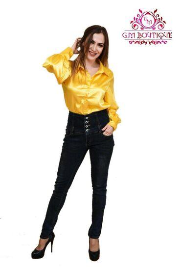 Şalvarlar - Azərbaycan: Jeans şalvar