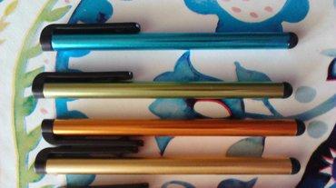 4 touch pen (olovke) za mobilni ili tablet. Cena je za sve 4. U - Kragujevac