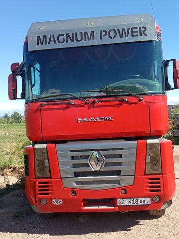 Транспорт - Бостери: Продаю Рено Магнум.2004 г. двигатель мак 480,КПП
