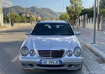 Mercedes-Benz E 270 2.7 l. 2001 | 288000 km
