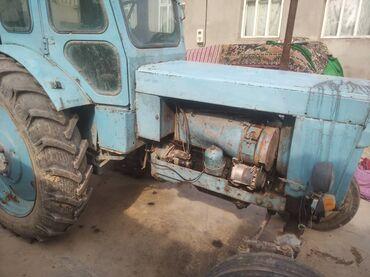 Транспорт - Кызыл-Адыр: Продается трактор т40 с плугом цена договорная