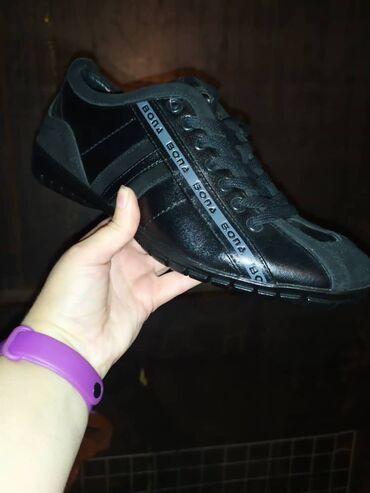 Кроссовки и спортивная обувь - Лебединовка: Натуральная кожа.Кроссовки Bona.  Возможна бесплатная доставка на ЦУМ