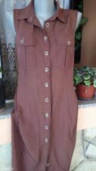Braon mantil haljina m - Krusevac