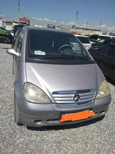 Mercedes-Benz A-class 1.6 л. 1999 | 250000 км