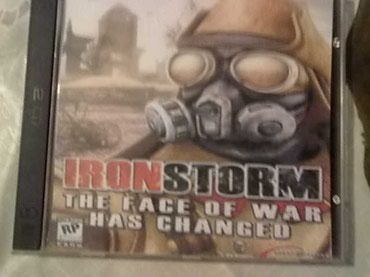 IRON STORM 2 CD -rom - Pozarevac