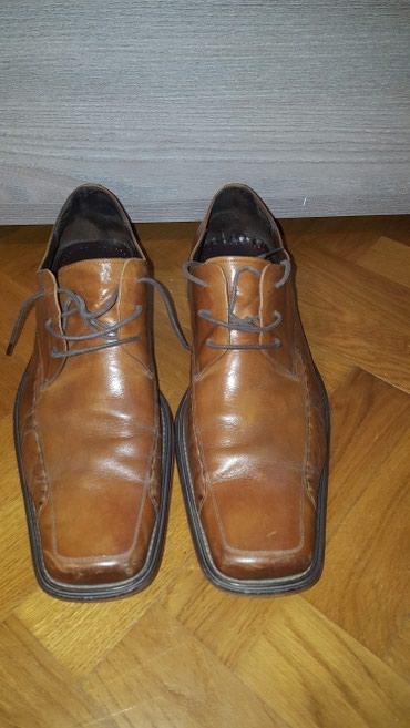 Kozne elegantne cipele. Broj 45. U elstra stanju. - Vrsac