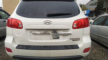 santa fe - Azərbaycan: Hyundai Santa Fe arxa stoplar