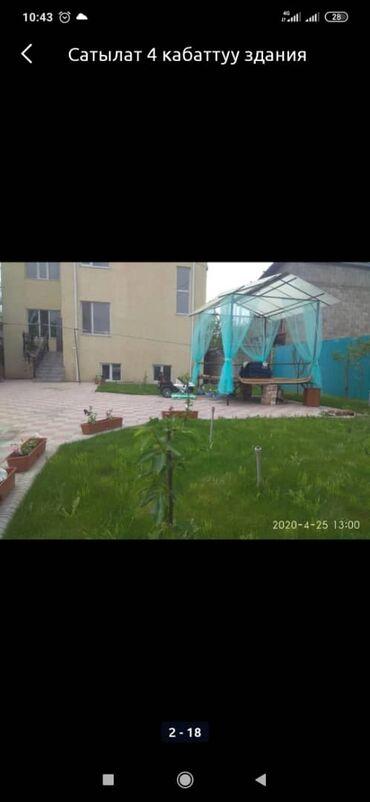 Коммерческая недвижимость в Бишкек: Продаю 3-х этажное здание. На 4-ом этаже мансард. 3-х фазка. Газ