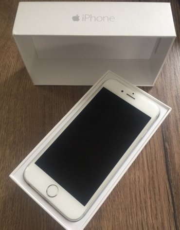 Продаю Apple Iphone 6 Silver, 16 GB. в Сокулук