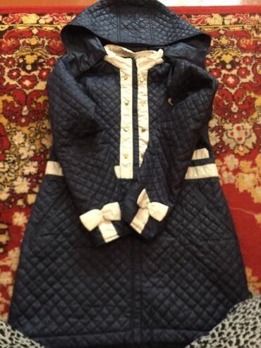 Куртка деми на девочку,в очень хорошем состоянии,на 9/10 лет