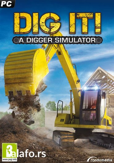 Farmerice dig - Srbija: Dig it - digger simulatorigra za pc (racunar i lap-top)ukoliko zelite