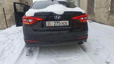 агентство недвижимости ош в Кыргызстан: Hyundai Sonata 2 л. 2015