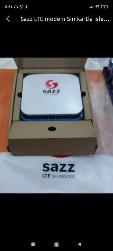 sazz ix380 - Azərbaycan: Sazz lte modemi