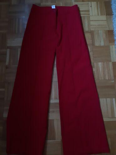 Zenske pantalone crne - Srbija: Zenske nove pantalone 66 posto viskozaimaju elastina, nogavice blago