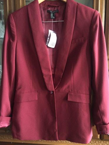 Новый пиджак Forever21, привезен из США, размер М (42-44). в Бишкек