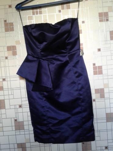 Новое коктельное платье с этикеткой в Бишкек