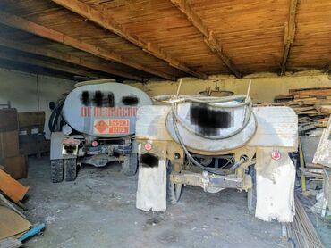 Грузовой и с/х транспорт - Шопоков: Продаю бензовозы Газ-53 и Газ52, 5 и 2 тонные