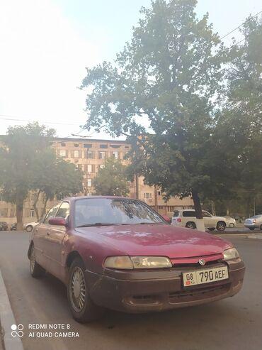 Mazda Cronos 1.8 л. 1993 | 2000000 км