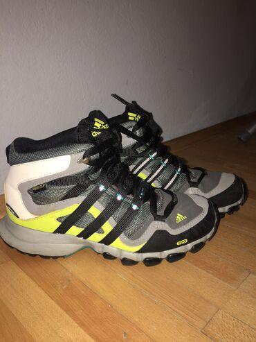 Adidas cipele - Srbija: Adidas gore-tex zimske cipele odlicno ocuvane br.35
