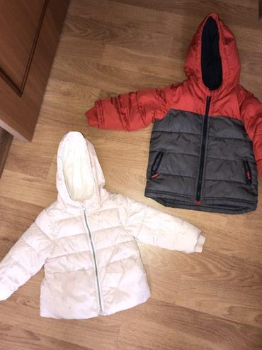 Детские куртки На девочку 2 года Carters, в Бишкек