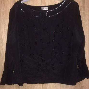 Рубашки и блузы - Кок-Ой: Лёгкая,нарядная блузка, приятная к телу. 46-48р (обмен 750)