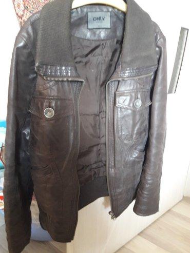 Bakı şəhərində Куртка кожаная only,размер 36-38.
