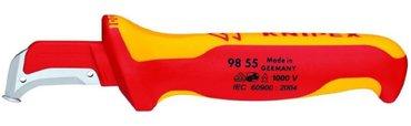 Knipex 9855 Нож для удаления изоляции 155 mm в Бишкек